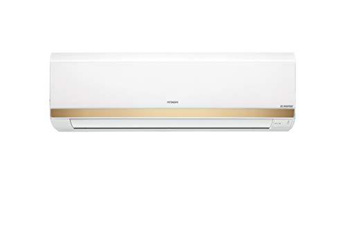 Hitachi 1.25 Ton 5 Star Inverter Split AC (Copper, RSNG515HDEA)