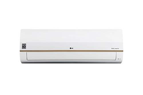 LG 1.5 Ton 5 Star Inverter Split AC (Copper, LS-Q18GWZA)