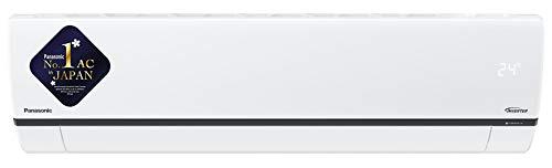 Panasonic 1.5 Ton 5 Star Wi-Fi Inverter Split AC (Copper, CS/CU-XU18WKYF, Powered by IoT, Voice Control)
