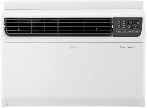 LG 1.5 Ton 5 Star Wi-Fi Inverter Window AC (Copper, JW-Q18WUZA, White)