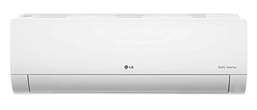 LG 2.0 Ton 3 Star Hot and Cold Inverter Split AC (Copper, LS-H24VNXD, White, Active Energy Control)