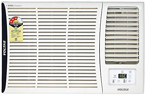 Voltas 1.5 Ton 3 Star Window AC (Copper, 183 DZA/ 183 DZA R32)
