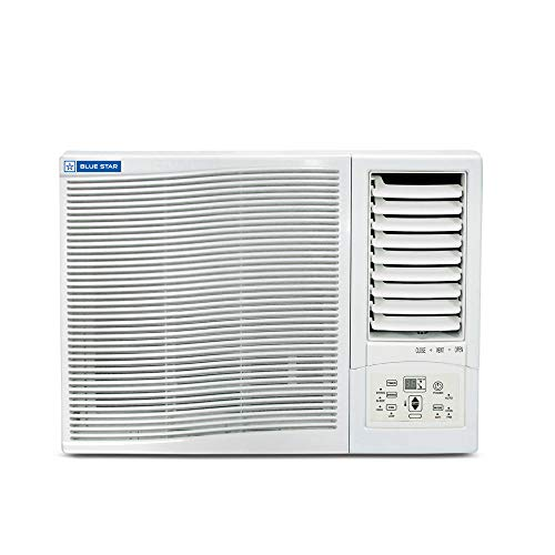 Blue Star 0.75 Ton 3 Star Rating Window AC (Copper, 3WAE081YDF)