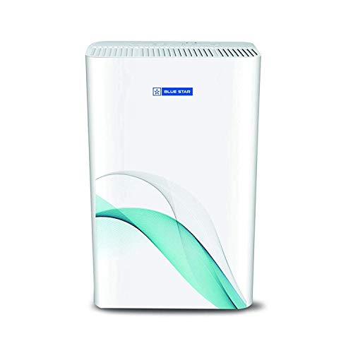 Blue Star BS-AP300DAI 444CMH 43-Watt Air Purifier (White)