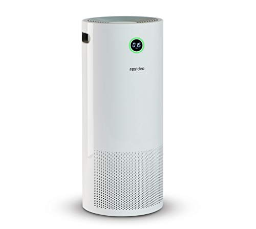Resideo Air Purifier with Remote Control (White)