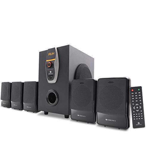 Zebronics BT6860RUCF 5.1 Bluetooth Speakers