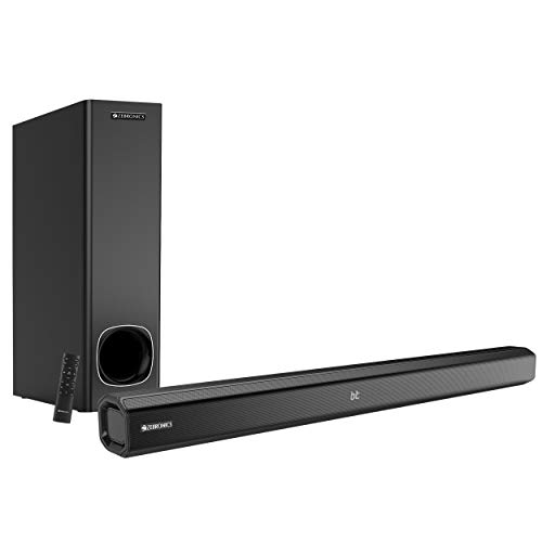 Zebronics Zeb-JUKEBAR 3900, 80W Multimedia Soundbar