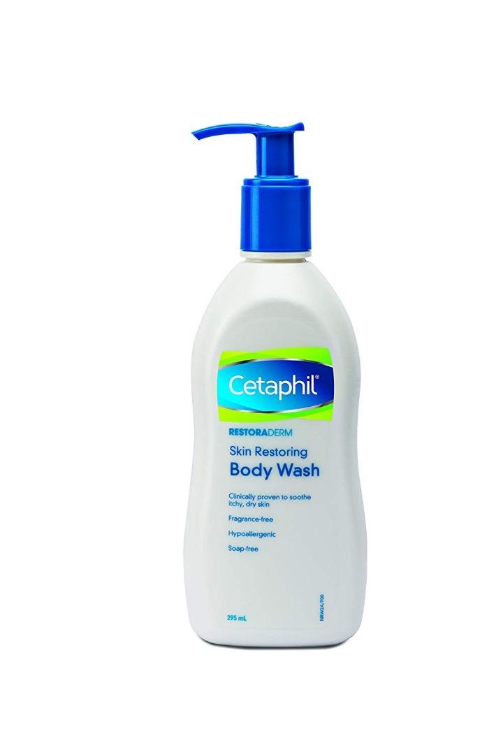 Cetaphil Baby Restoraderm Body Wash