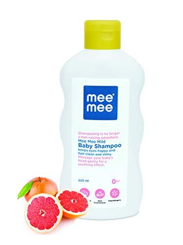 Mee Mee Mild Baby Shampoo