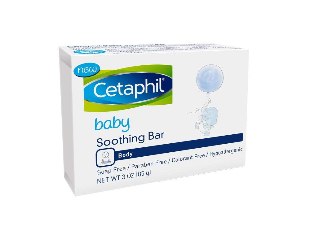 Cetaphil Baby Soap Bar