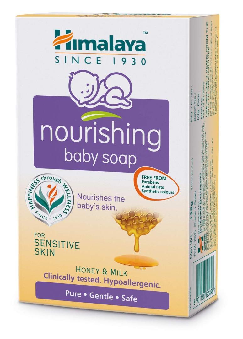 Himalaya Herbal Nourishing Baby Soap