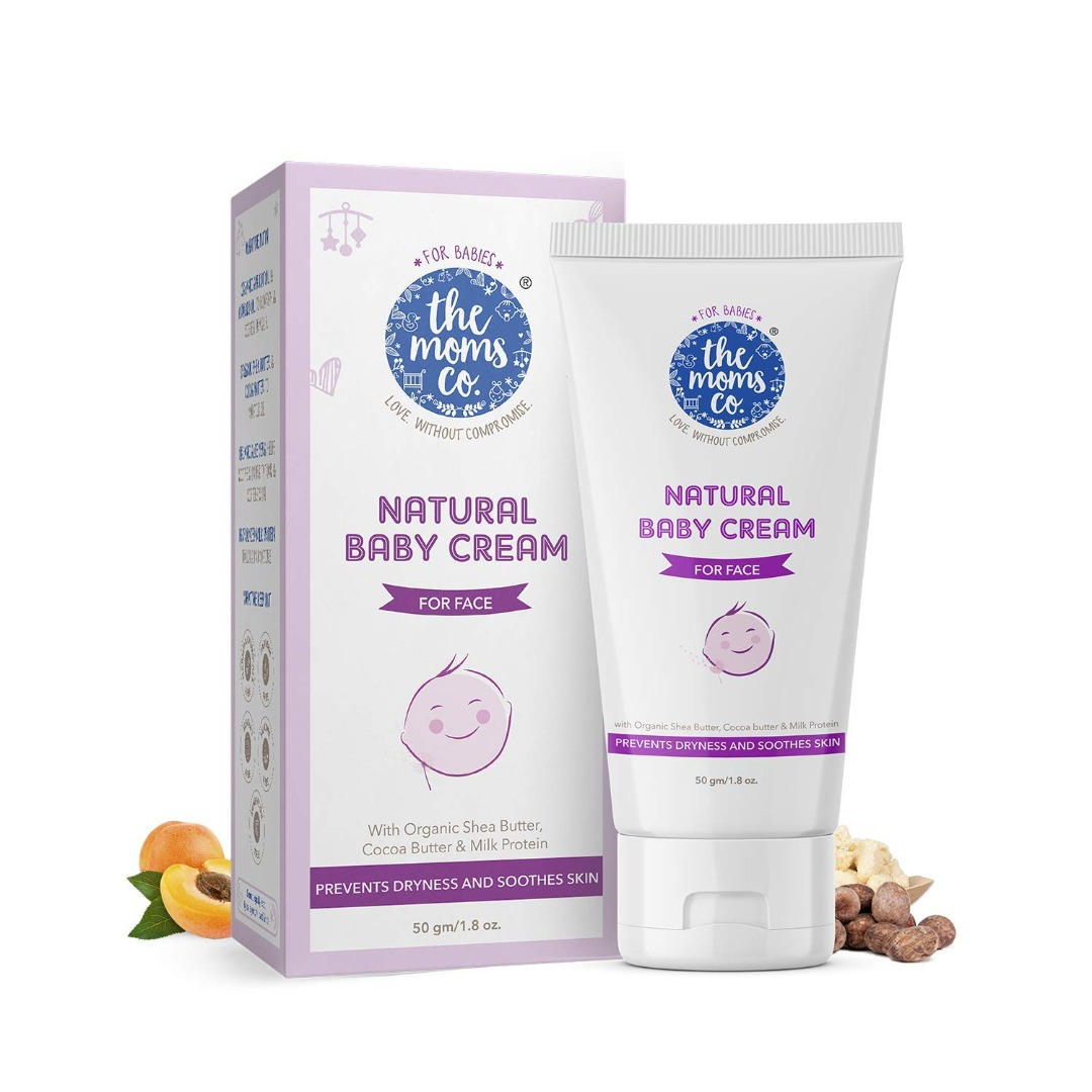 The Moms Co. Natural Face Cream