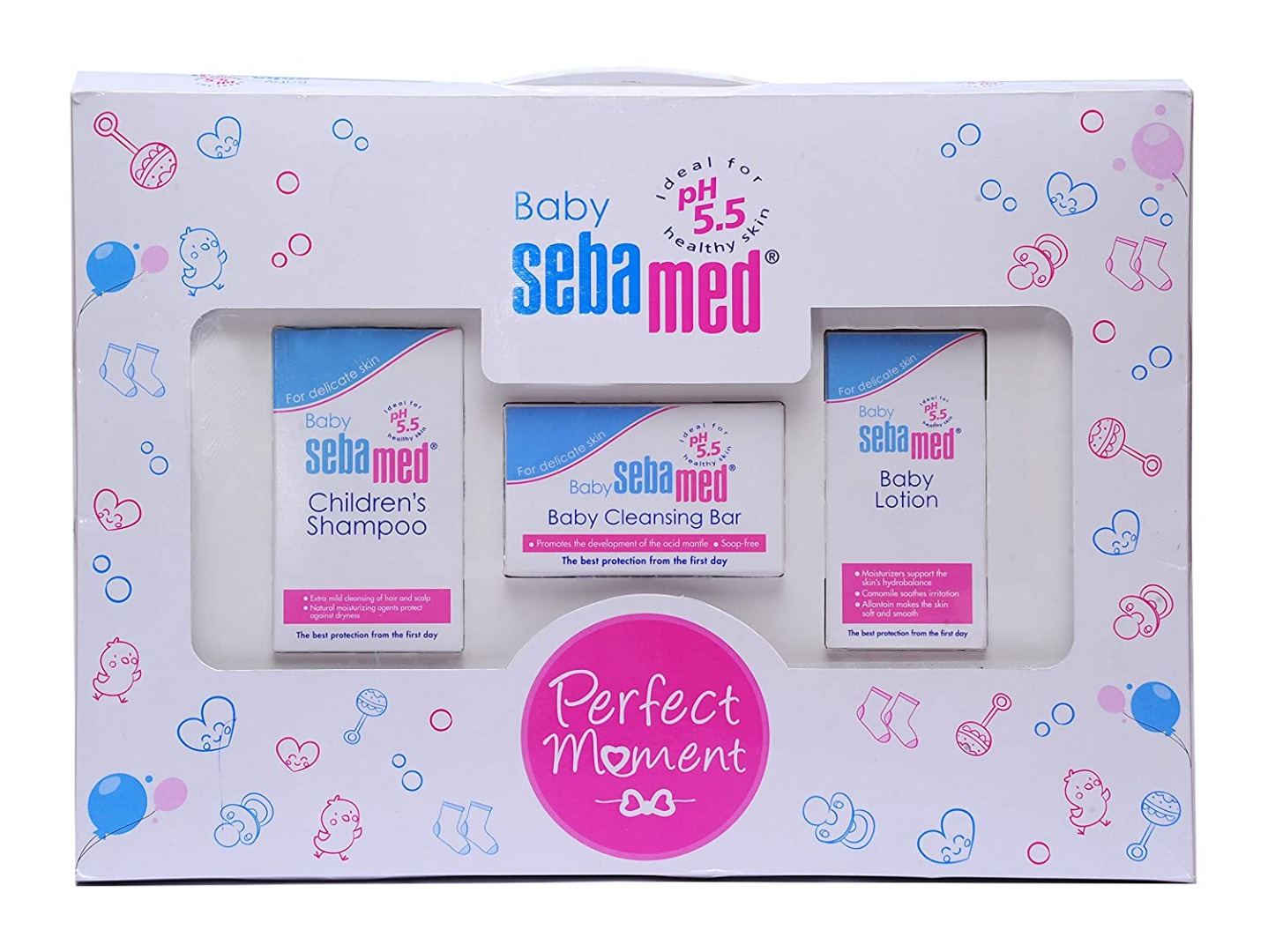Baby Sebamed Perfect Moment