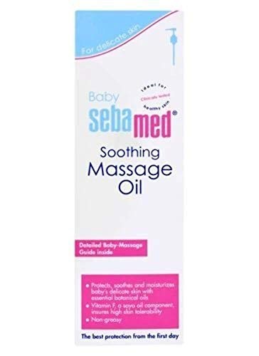 Sebamed Soothing Massage Oil