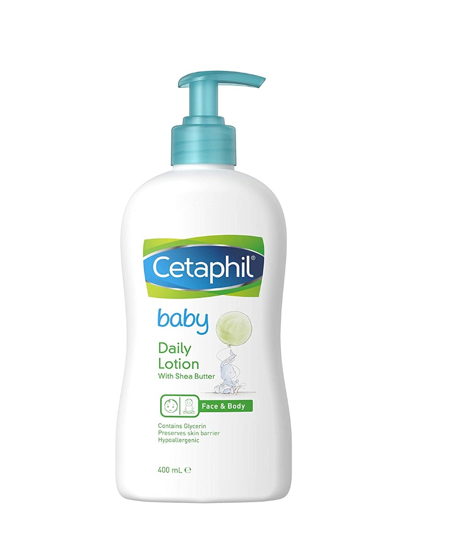Cetaphil Baby Daily Lotion with Shea Butter