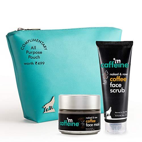 Mcaffeine Coffee Skin Refining Kit