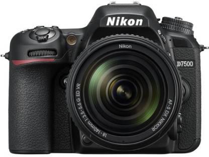 Nikon D7500 20.9MP DSLR Camera 18-140mm VR Lens Kit