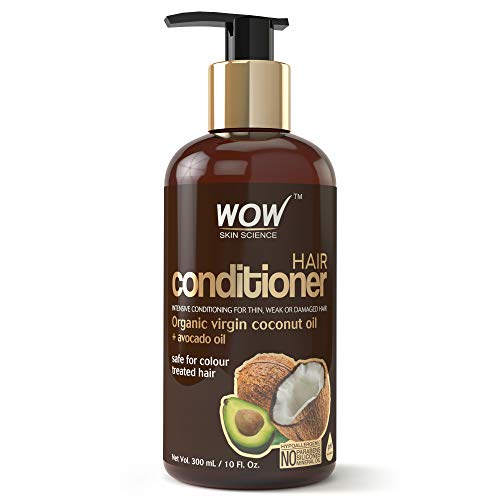Wow Skin Science Coconut & Avocado Oil No Parabens & Sulphate Hair Conditioner