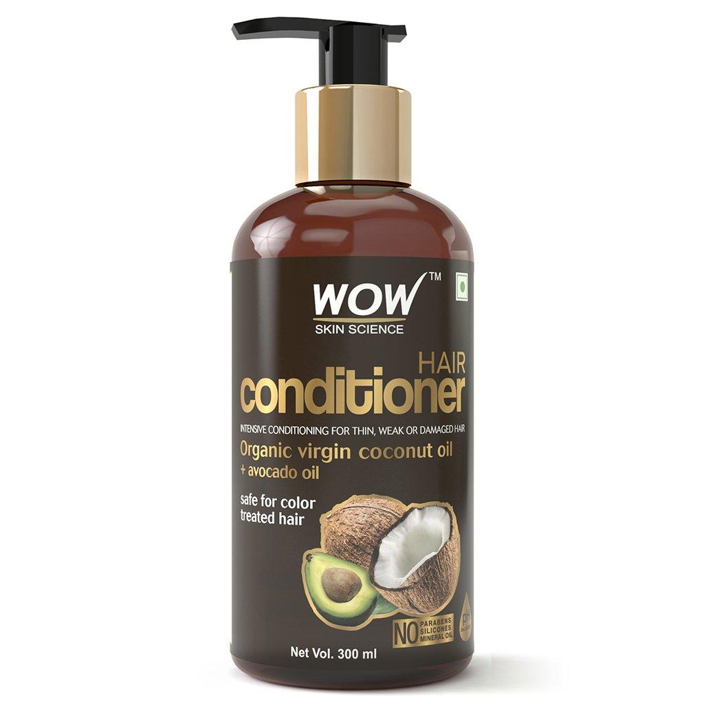 Wow Coconut & Avocado Oil Hair Conditioner