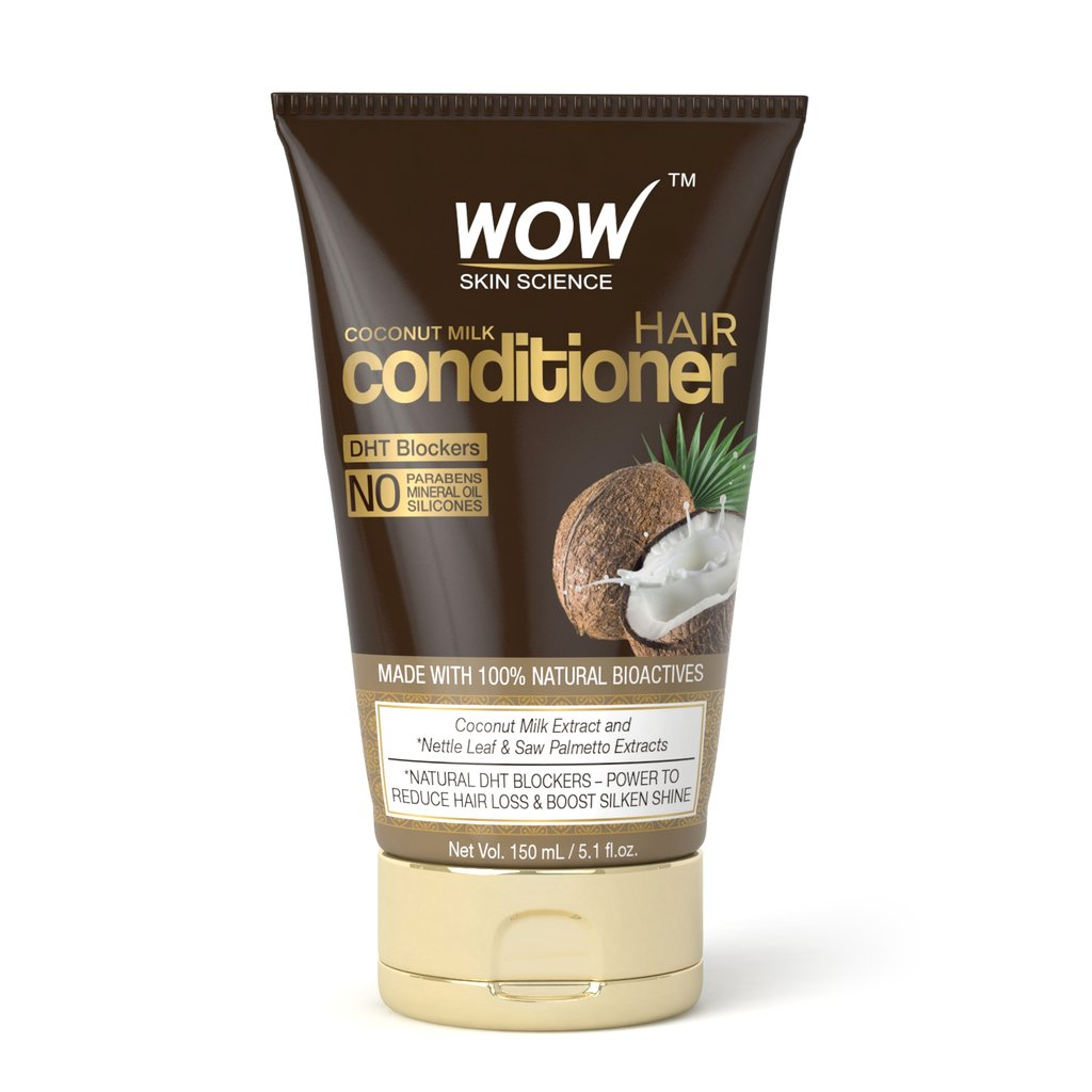 Wow Coconut Milk Conditioner, Tube