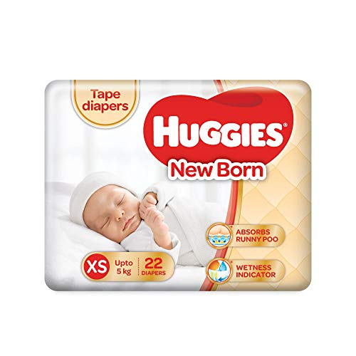 Huggies Taped Baby Diapers