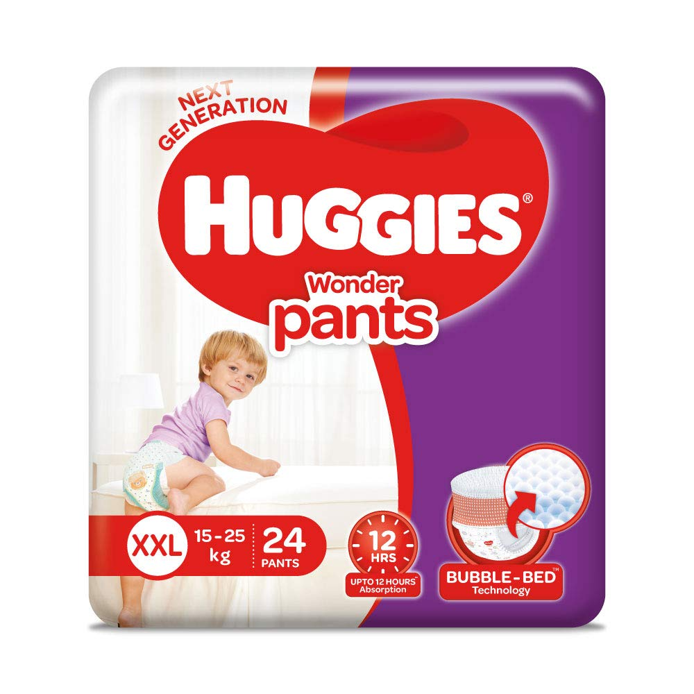 Huggies Wonder Pants Baby Diapers