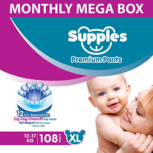 Supples Baby Diapers Pants