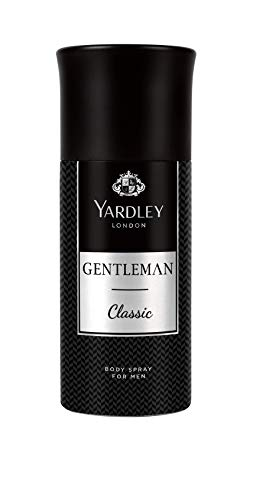 Yardley London Gentleman Classic Deo Body Spray For Men (150Ml)