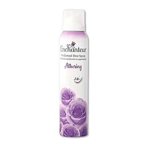 Enchanteur Alluring Perfumed Deo Spray For Women (150Ml)