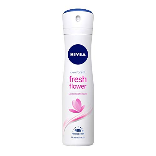 Nivea Deodorant Fresh Flower Women (150Ml)