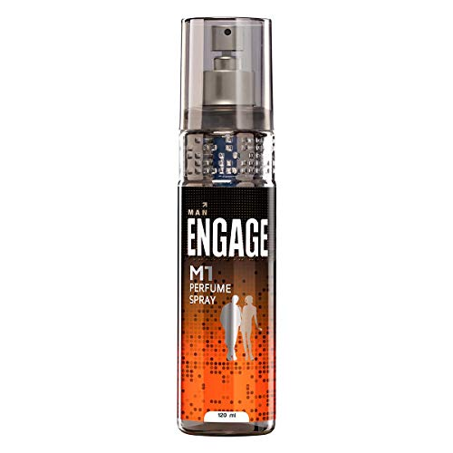 Engage M1 Perfume Spray For Men (120Ml)