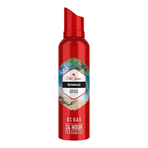 Old Spice Nomad No Gas Deodorant Body Spray Perfume 140Ml