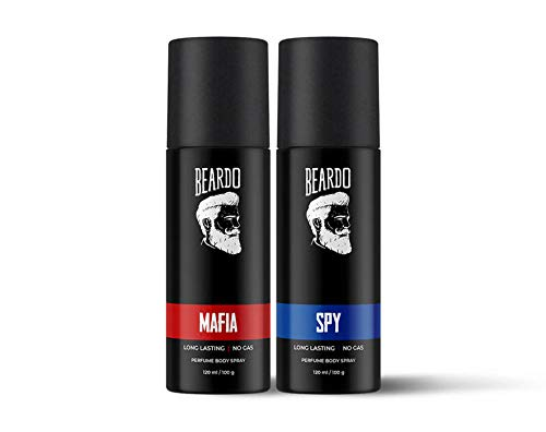 Beardo Perfume Body Spray Combo