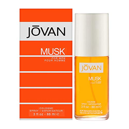 Jovan Musk Eau De Cologne For Men (88Ml)