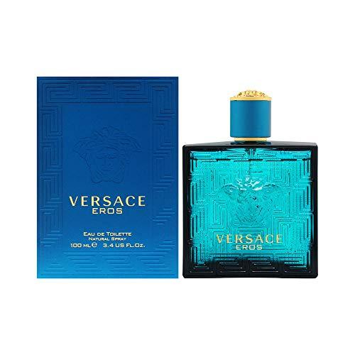 Versace Eros Eau De Toilette For Men (100Ml)