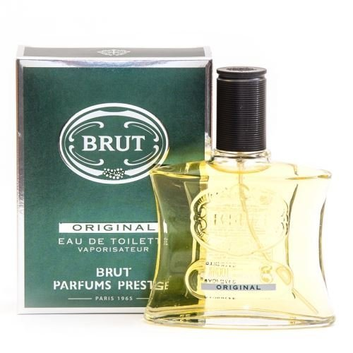 Brut Original Edt Eau De Toilette Spray For Men (100Ml)