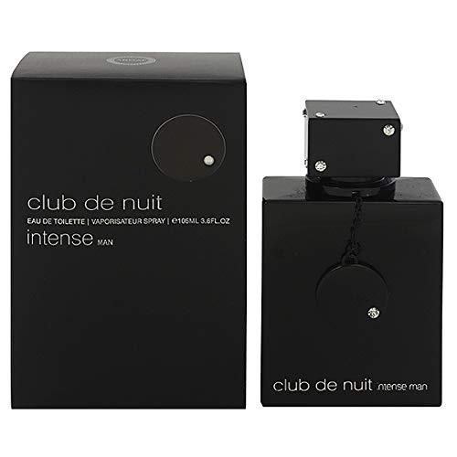 Armaf Club De Nuit Intense Eau De Toilette Cologne Spray For Men (105Ml)