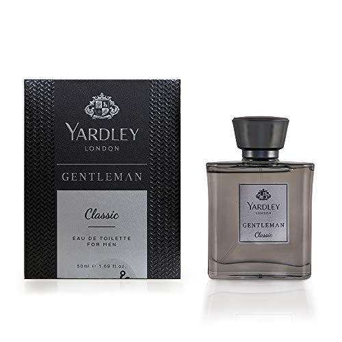 Yardley London Gentleman Classic Eau De Toilette For Men (50Ml)