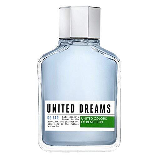 United Colors Of Benetton United Dreams Go Far For Men Eau De Toilette (200Ml)