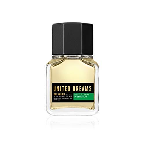 United Colors Of Benetton United Dreams For Men Big Eau De Toilette 60Ml