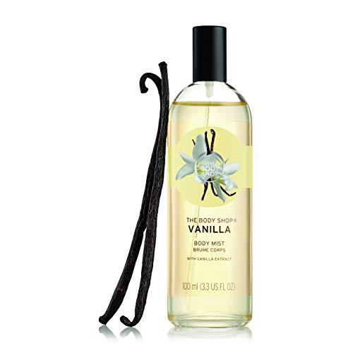 The Body Shop Body Mist Vanilla