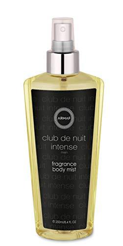 Armaf Club De Nuit Intense Fragrance Body Spray Mist For Men