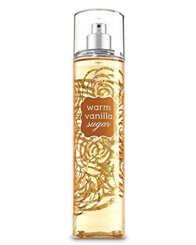 Bath & Body Works Warm Vanilla Sugar Fine Fragrance Body Mist (236Ml)