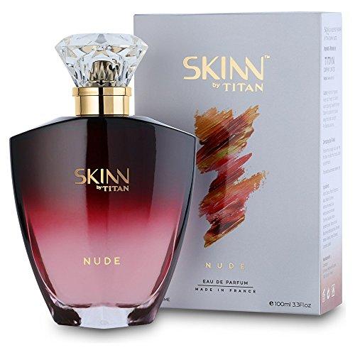 Titan Skinn Nude Eau De Parfum For Women (100Ml)