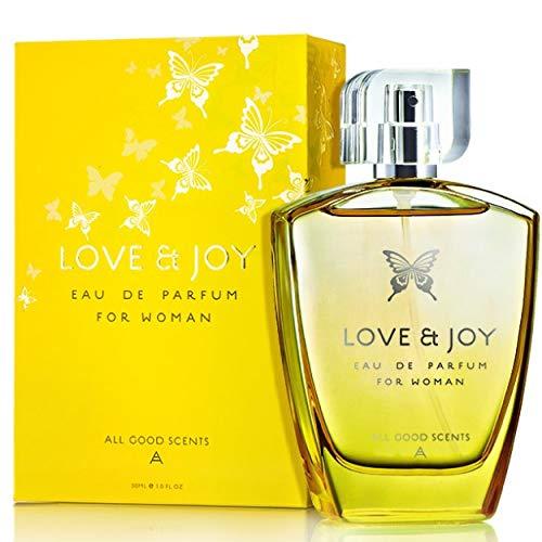 All Good Scents Love & Joy Eau De Parfum For Women (30Ml)