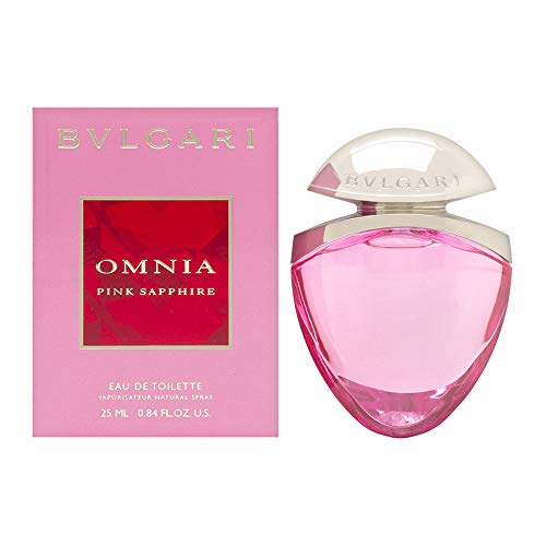 Bvlgari Omnia Pink Sapphire Eau De Toilette for Women