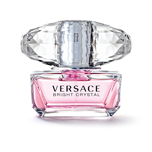 Versace Bright Crystal Eau De Toilette For Women (50Ml)