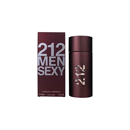 Carolina Herrera 212 Sexy Eau De Toilette for Men