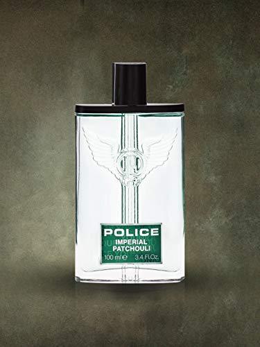 Police Imperial Patchouli Eau De Toilette for Men