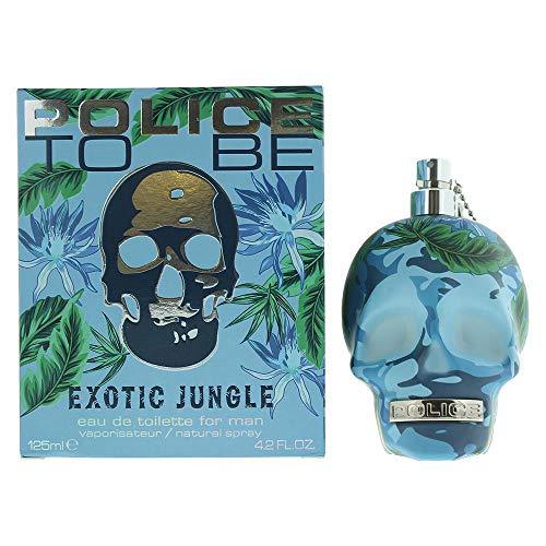 Police To Be Exotic Jungle Eau De Toilette for Men